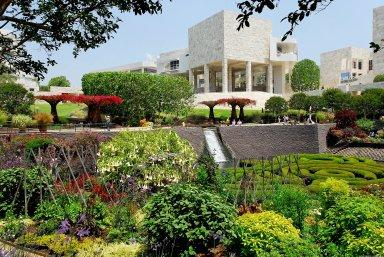 Getty Center: Central Garden