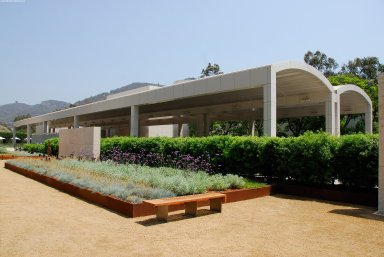 Getty Center: The Fran and Ray Stark Sculpture Garden