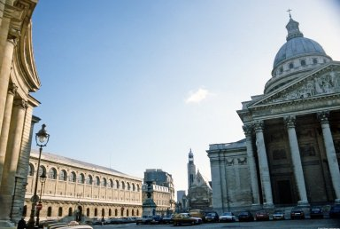 Place du Panth¿on