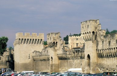 Avignon: Fortified Wall