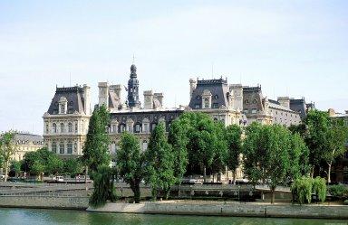 H¿tel de Ville, Paris