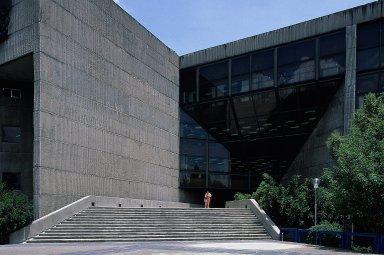 Ciudad Universitaria: Sala Netzahualc¿yotl