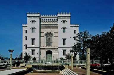 Old Louisiana State Capitol