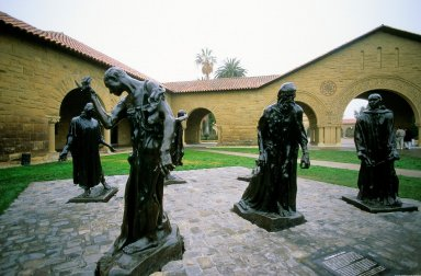 Burghers of Calais [Stanford Casts]