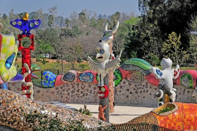 Queen Califia's Magical Circle Garden