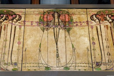 Kelvingrove Art Gallery and Museum: Mackintosh Exhibits