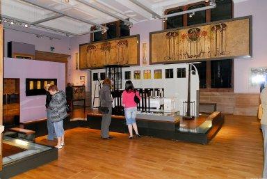Kelvingrove Art Gallery and Museum: Mackintosh Exhibits