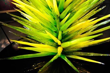 Exhibition: Chihuly at CityCenter