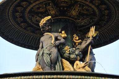 Fountains of the Place de la Concorde