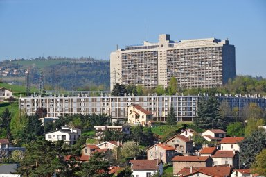 Unit¿ d'habitation de Firminy-Vert