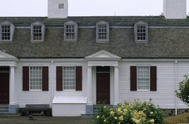 Fort Anne: Officer's Quarters
