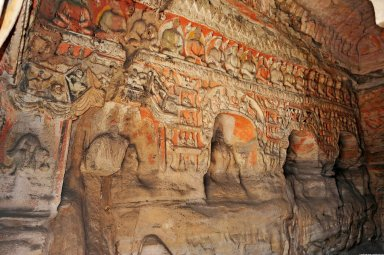 Yungang Grottoes: Cave 1