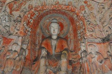 Yungang Grottoes: Cave 6