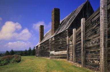 Port Royal National Historic Park: Habitation