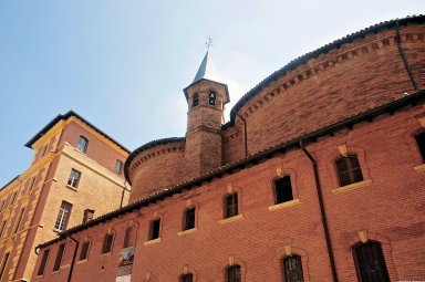St. Jerome Church, Toulouse