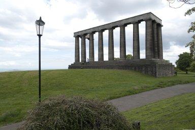 Calton Hill; National Monument of Scotland