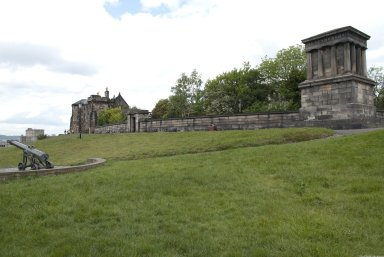 Calton Hill; City Observatory