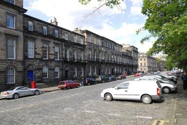 Edinburgh: Topographic Views of Georgian Architecture