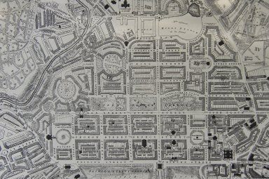 Plan of Edinburgh and Its Environs, From a Survey by John Knox
