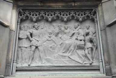 Monument to the 5th Duke of Buccleuch