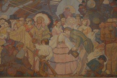 History of California Murals
