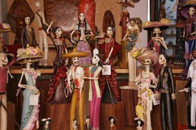La Catrina Figurines