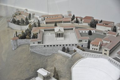 Pergamon Acropolis Model