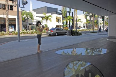 Prada Los Angeles Epicenter