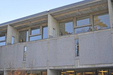 Saint John's University; Alcuin Library