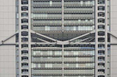 HSBC Bank Building, Hong Kong