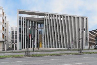 Embassy of Mexico, Berlin