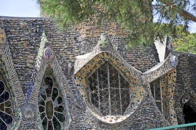 Chapel of Col¿nia G¿ell