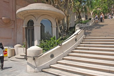 Bunker Hill Steps (Los Angeles)