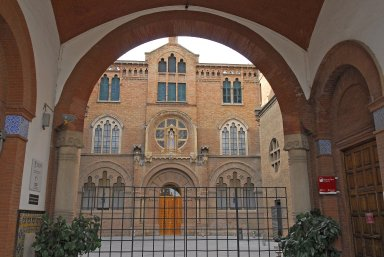 Hospital of the Holy Cross and Saint Paul [complex]