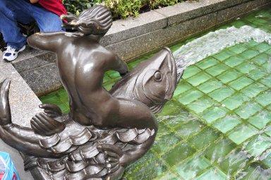 Rockefeller Center; Channel Gardens, Promenade and Plaza