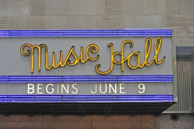 Radio Center Music Hall