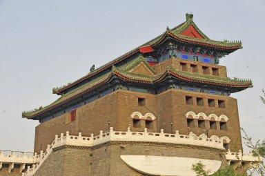 Zhengyangmen Gatehouse and Archery Tower