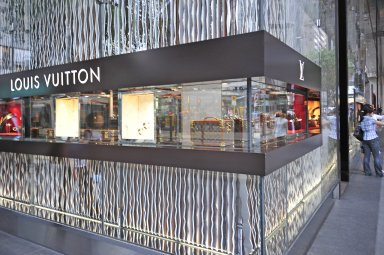 Louis Vuitton Hong Kong Landmark