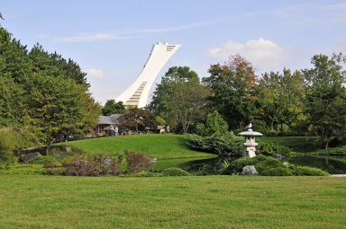 Montreal Botanical Garden: Japanese Garden