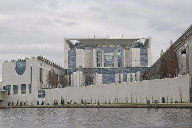 German Chancellery, Berlin [complex]