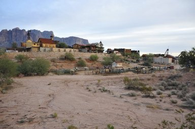Goldfield Ghost Town [recreation]
