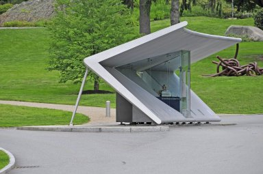 DeCordova Sculpture Park Visitor Station