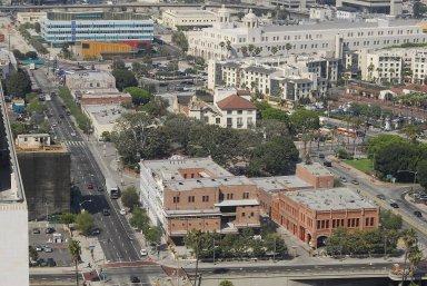Los Angeles: Topographic Views of Olvera Street