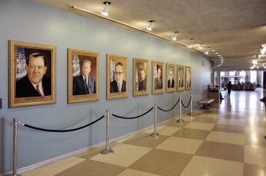United Nations Headquarters [complex]