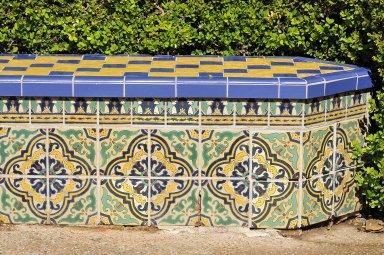 Balboa Park; Alcazar Garden