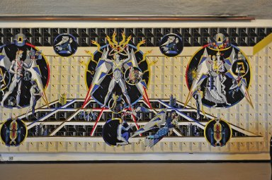 Tapestry Commemorating the Chernobyl Tragedy