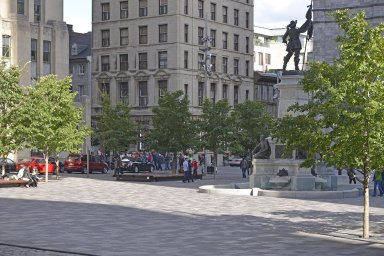 Place d'armes [redeveloped 2011]