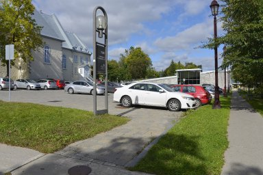 Charlesbourg Public Library [addition]
