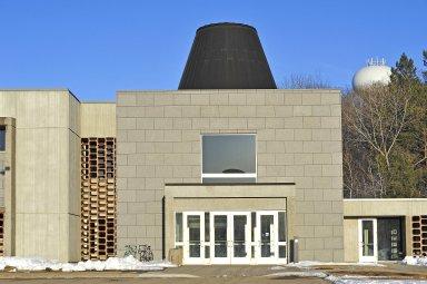 Saint John's University; New Science Center