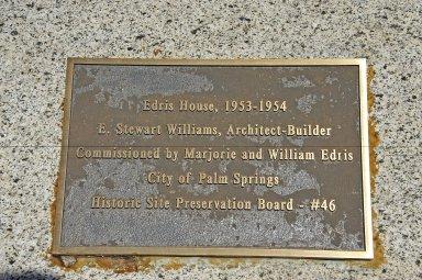 William and Marjorie Edris House